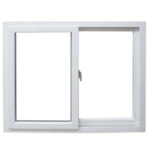 Factory Customized Low Cost UPVC Window in China pictures & photos