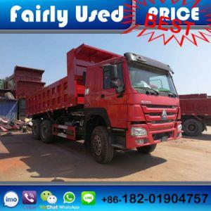 New Sinotruk HOWO 6X4 Dump Truck with 340HP Dump Truck