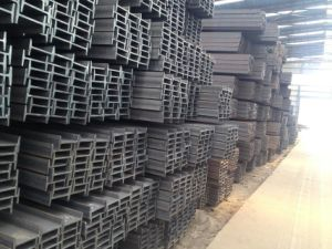 Hot Rolled Ss400 I Beam Iron/I Beam Sizes/I Beam Steel pictures & photos