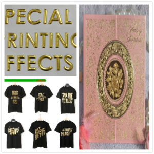 Foil Stamping Paper Transfer Film pictures & photos