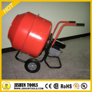 Mobile Concrete Mixer with Handle pictures & photos