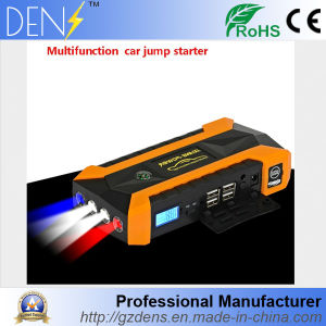 Multi-Function Portable Car Charger Power Bank Emergency Car Jump Starter pictures & photos
