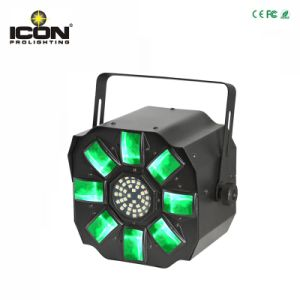 LED Display 4X3w Moonflower Stage Effect Light pictures & photos