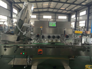 Automatic High-Speed Pharmaceutical Machinery Bottle Screw Capper pictures & photos