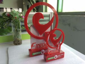 Customise Acrylic Award, Acrylic Trophy, Lucite Award pictures & photos
