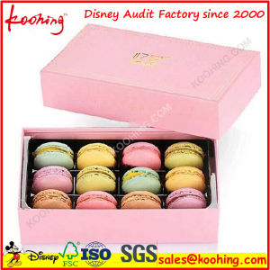 Cute Printing Food Grade Packing Box for Cakes pictures & photos