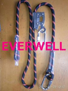 Work Positioning Belt with Safety Rope-Ew1607 pictures & photos