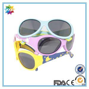 Custom Logo Printing Children Kids Eyewear Fashion Sunglasses