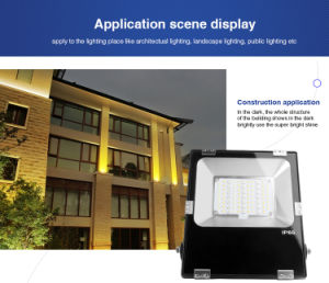30W RGB+CCT LED Floodlight (FUTT03) pictures & photos