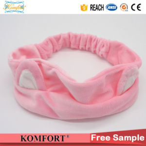 Soft Cut SPA Baby Hair Head Band for Bath Washing pictures & photos