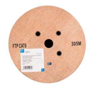 FTP Cat 6 Doulbe CCA PVC pictures & photos