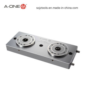 CNC High Precision Centering Chuck with Base Plate (3A-110006) pictures & photos