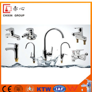Hot Sale Deck Mounted Single Handle Sink  Kitchen  Faucet pictures & photos