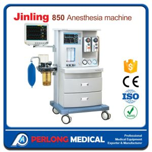 Professional Design Anesthesia Machine Jinling-850 (Advanced Model) pictures & photos