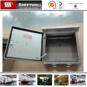 Customized Sheet Metal Power Distribution Board Electrical Cabinet pictures & photos