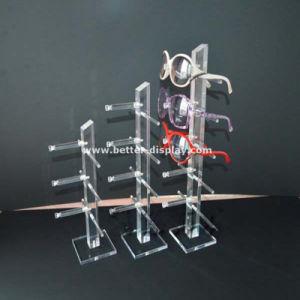 Acrylic Eyeglass Display Case Btr-E1008 pictures & photos