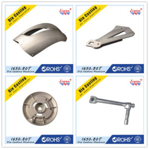 ODM Motorcycle Parts Made by Aluminum Die Casting pictures & photos