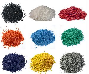 China Gold Manufacturer Color ABS Silver Masterbatch for Injection Plastic pictures & photos