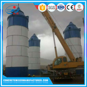 Piece Type 50t Used Silo Fly Ash Silo Cement Silo for Building pictures & photos