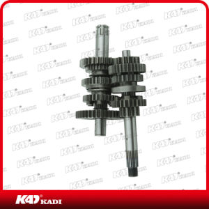 Motorcycle Parts Transmission Set Main and Counter Shaft for Xr150L pictures & photos