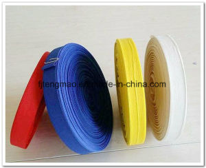 Light Blue Polyester Ribbon pictures & photos