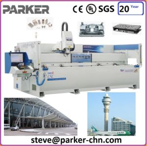 4 Axis Vertical CNC Aluminum Milling Drilling Machine Center pictures & photos