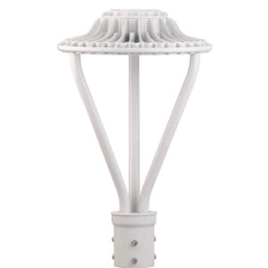 ETL UL Dlc High Quality 12000lm 100watt LED Post Top Lamp with 5 Years Warranty pictures & photos