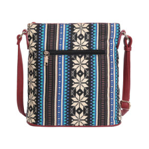 Bohemia Exotic Canvas Women Messenger Bags (MBNO042091) pictures & photos