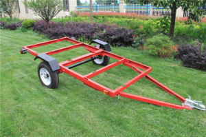 Us Trailer 4FT X8FT Utility Trailer pictures & photos