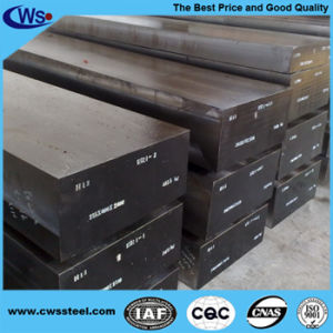 Steel Plate/Round Bar Hot Work Mould Steel 1.2344 pictures & photos