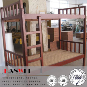 Single Wooden Bunk Bed Frame pictures & photos
