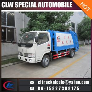 4cbm Compressed Rubbish Vehicle for Garbage Truck pictures & photos