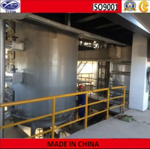 Rotary Continuous Plate Dryer for Drying Chemical Powder pictures & photos