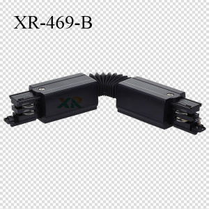 Variable Angle Flexible Connector for LED Track Lighting (XR-469) pictures & photos
