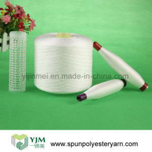High Quality 100% Spun Polyester Yarn Manufacture in China pictures & photos