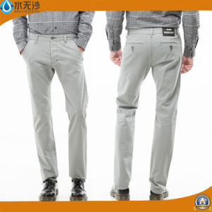 Wholesale Men Chino Pants 2017 Cotton Fashion Twill Pants