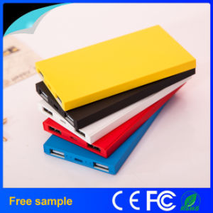 Ultra-Thin Mini Slim Credit Card Power Bank Charger pictures & photos