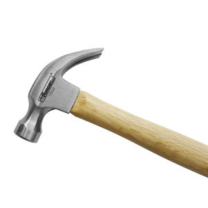 16oz High Quality Hand Tools 45# Nail Hammer Claw Hammer with Wooden Handle pictures & photos