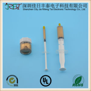Syringe Gold Silicon Thermal Paste Grease pictures & photos