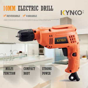 10mm/500W Kynko Power Tools Portable Electric Drill (KD60) pictures & photos