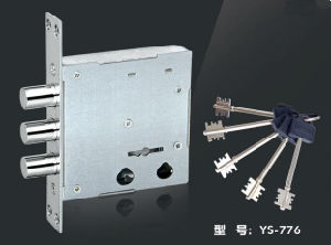 Zinc Alloy Material Door Lockbody (YS-776) pictures & photos