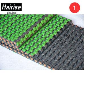 Har2120 Non-Slip POM Material Rubber Modular Conveyor Belt pictures & photos