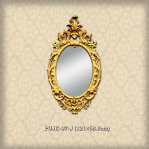 Banruo Gold Beautiful Glass Frame for Decoration pictures & photos