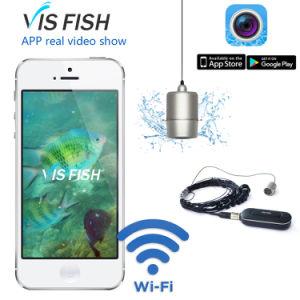 Light Weight Mini Underwater Fishing Camera WiFi APP Visual Fishing Equipment pictures & photos