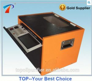 Newly Design Fully Automatic Insulating Oil Analysis Equipment (DYT-75) pictures & photos