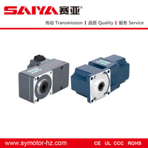 90mm High Torque 25W Brushless DC Motor with Gearbox pictures & photos