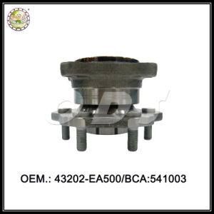 Rear Wheel Hub Bearing Unit (43202-EA500) for Nissan pictures & photos