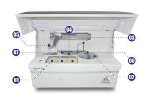 Biochemistry Analyzer Suppliers Fully Automatic Biochemistry Analyzer pictures & photos