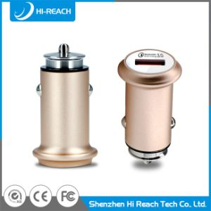Manufacturer DC5V/3.1A Battery 3.0 USB Mobile Phone Car Charger pictures & photos