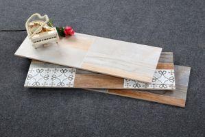 300X450mm Cheap Glazed Bathroom Ceramic Tile Flooring pictures & photos